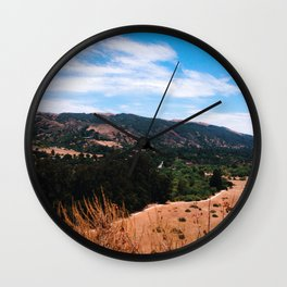 Garland Ranch Wall Clock