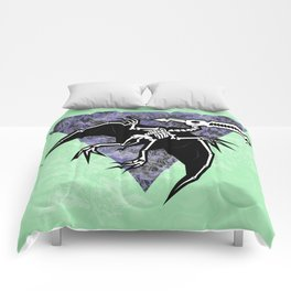 Pterodactyl Fossil Comforters