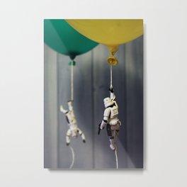 Airborne Troopers Metal Print