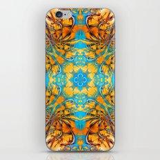Mandala #4 iPhone & iPod Skin