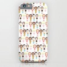 Spice Girls Pattern Slim Case iPhone 6s