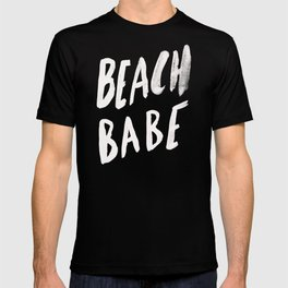 Beach Babe x Teal T-shirt