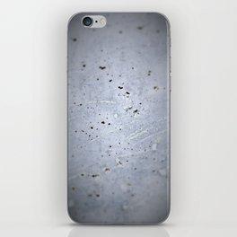 Splash White iPhone Skin