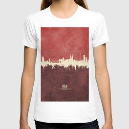 Cologne (Köln) Germany Skyline T-shirt