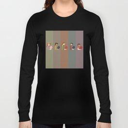 Lumber Ladies Read Long Sleeve T-shirt
