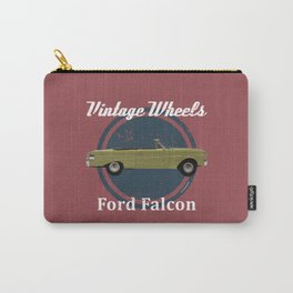 Vintage Wheels: Ford Falcon Carry-All Pouch