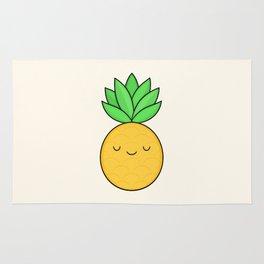 Happy Pineapple Rug