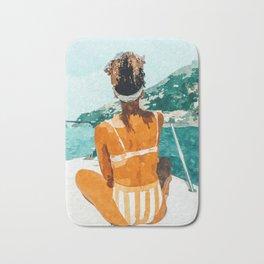 Solo Traveler Bath Mat