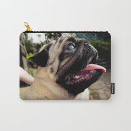 Benson The Pug Carry-All Pouch