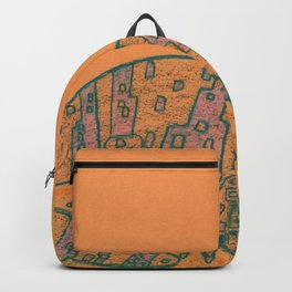 Gila Monster Backpack