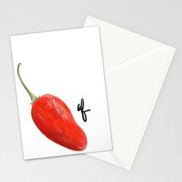 Hot AF minimalistic design Stationery Cards