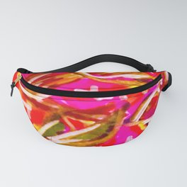 Fly like a Bird in Pink Fanny Pack