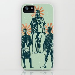 LEST WE FORGET  (Nairobi Line 2) iPhone Case