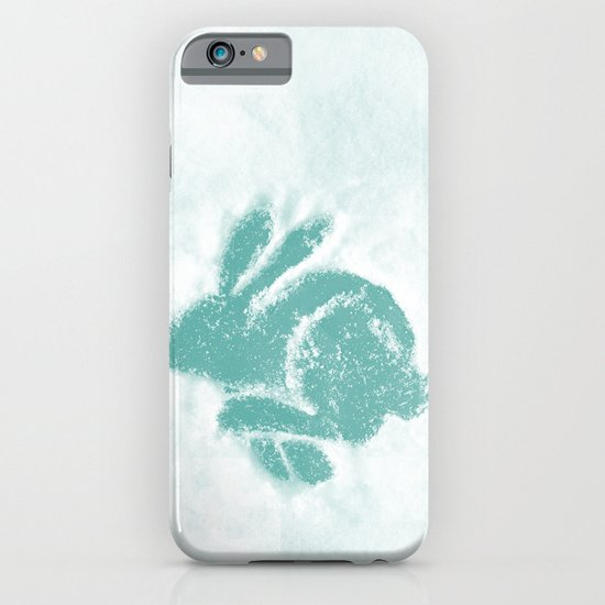 Snowbunny iPhone & iPod Case