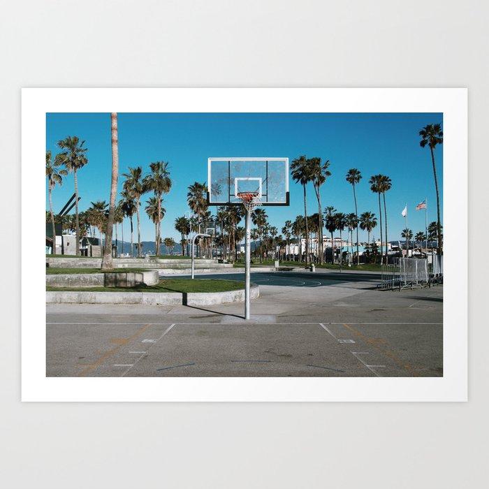 Los Angeles - Venice Beach Kunstdrucke