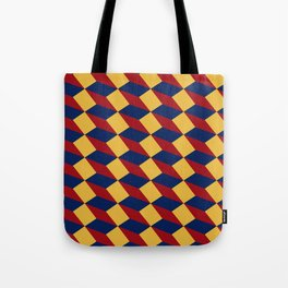 3D Stairs Tote Bag