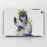 celestial iPad Cases featuring Celestial Decay by LordofMasks