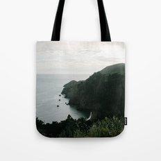 San Francisco Coast // California Tote Bag