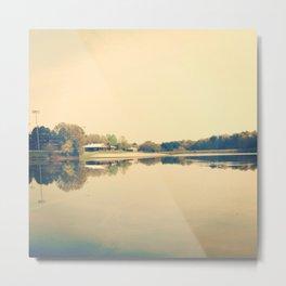 Lake Herrick- Athens, GA Metal Print