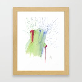#51 Framed Art Print