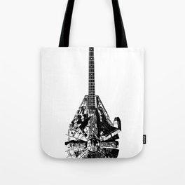 Rebel Bass Tote Bag