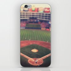 At the Ballpark   iPhone & iPod Skin