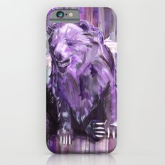 Bear King Resting Slim Case iPhone 6s