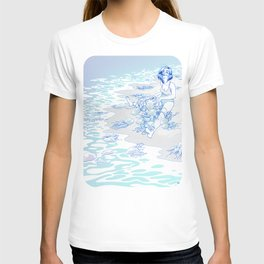 Jellyfish Beach T-shirt