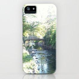 Maplewood - Memorial Park iPhone Case