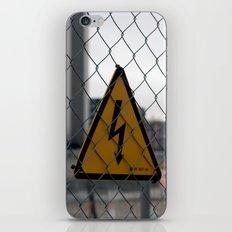 Danger Madrid iPhone & iPod Skin