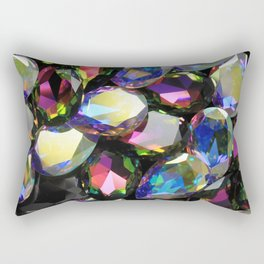 Out of Line Rectangular Pillow