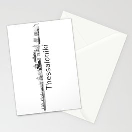 thessaloniki skyline  Stationery Cards