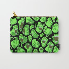 Fifty shades of slime. Carry-All Pouch