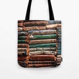 The Acqua Alta Bookshop / Library in Venice Tote Bag