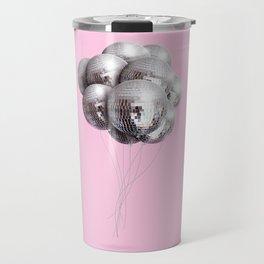 Disco Balloons Travel Mug