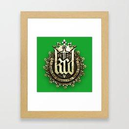 Kingdom Come Deliverance Framed Art Print