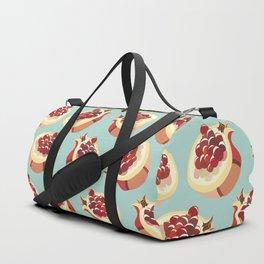 Pomegranate pattern Duffle Bag