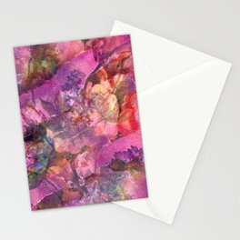 Unfolding Flowers Stationery Cards