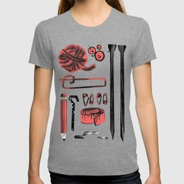 Knitting Kit T-shirt