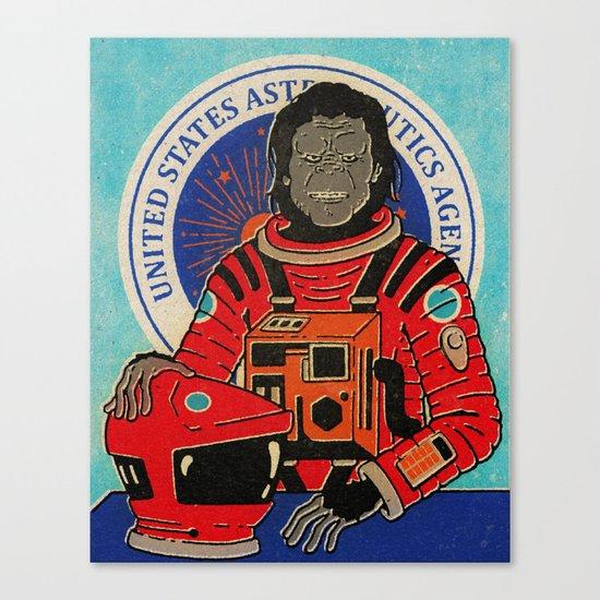 Dave Canvas Print
