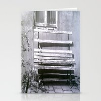 jewish Stationery Cards featuring Many quiet moments to rest by Brown Eyed Lady