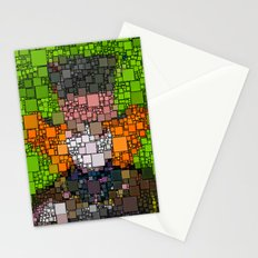 The Mad Hatter Stationery Cards