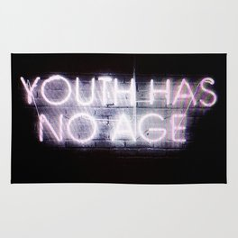 Youth Has No Age Rug