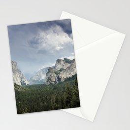 Yosemite National Park Stationery Cards