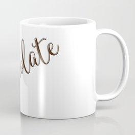 Chocolate Love Coffee Mug