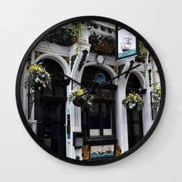 The Ship Public House London Wall Clock