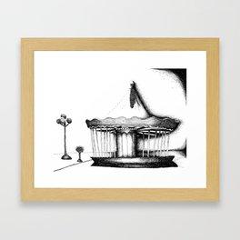 Firenze Framed Art Print