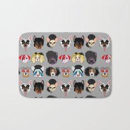 Pop Dogs Bath Mat