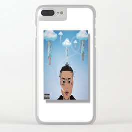 Lil Skies Clear iPhone Case