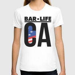 CA Bar•Life T-shirt